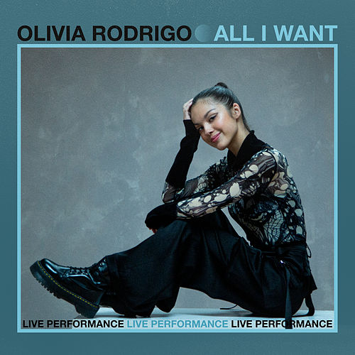 All I Want (Live at Vevo) de Olivia Rodrigo