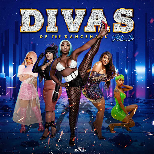 Divas of the Dancehall, Vol. 2 van Various Artists