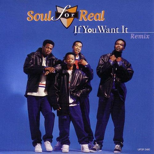 If You Want It Remix by Soul For Real