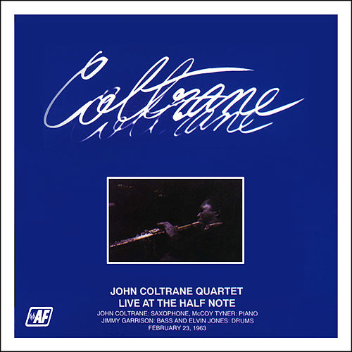 Live at the Half Note de John Coltrane