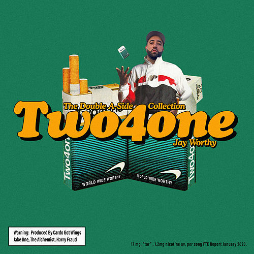 Two4one von Jay Worthy
