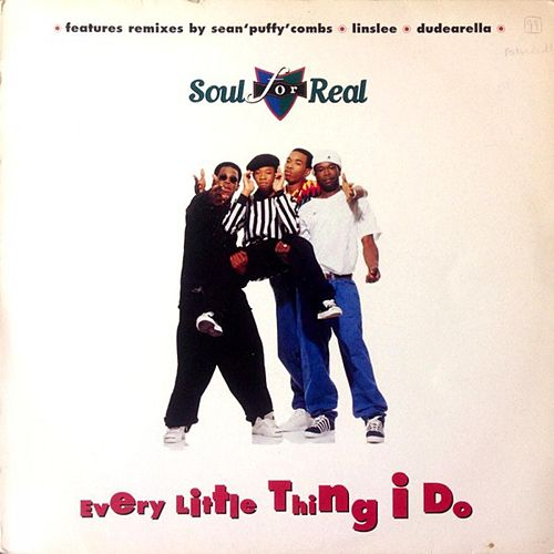 Every Little Thing I Do Remixes by Soul For Real