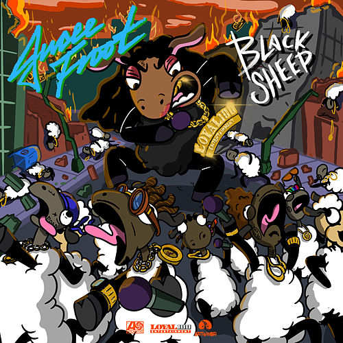 Black Sheep by Jucee Froot