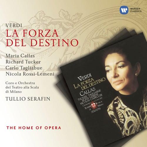 Verdi: La forza del destino by Tullio Serafin