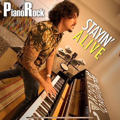 Stayin' Alive by Piano Rock