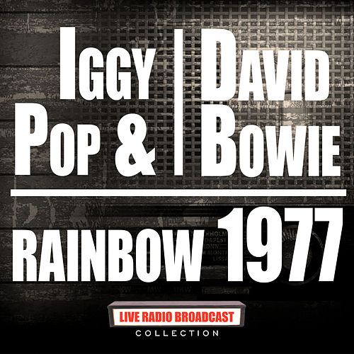 Rainbow 1977 (Live) de Iggy Pop