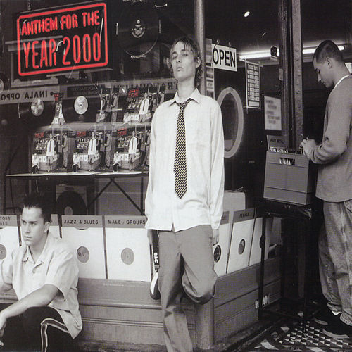 Anthem For The Year 2000 de Silverchair