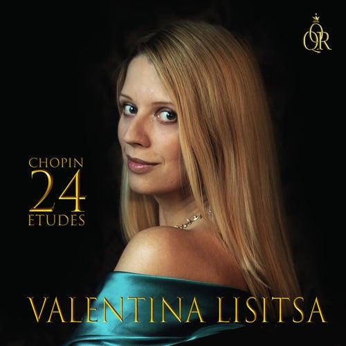 Frédéric Chopin 24 Etudes von Valentina Lisitsa