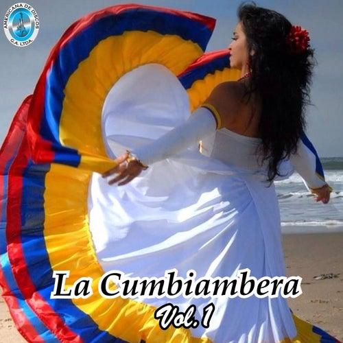 La Cumbiambera, Vol. 1 de German Garcia
