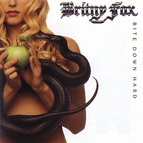 Bite Down Hard by Britny Fox