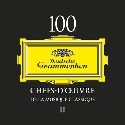 100 chefs-d'oeuvre de la musique classique II de Various Artists
