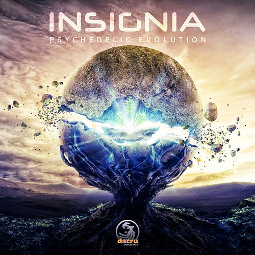 Psychedelic Evolution by Insignia