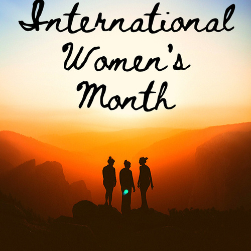 International Women's Month de Various Artists