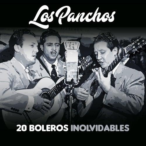 20 Boleros Inolvidables von Trío Los Panchos