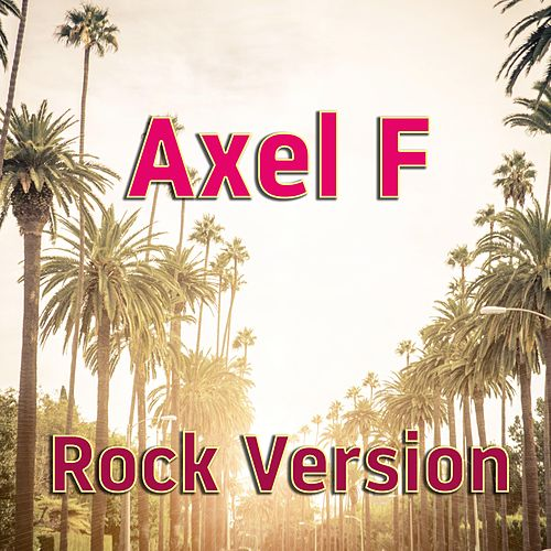 Axel F / Beverly Hills Cop Theme (Rock Version) by Jacob Gorban