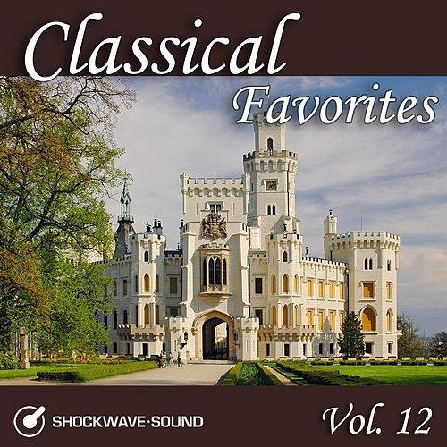 Classical Favorites, Vol. 12 de Shockwave-Sound