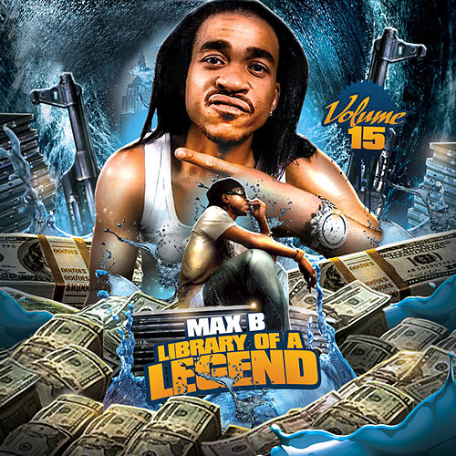 Library of a Legend, Vol. 15 by Max B