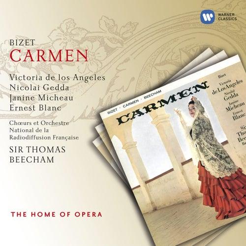 Bizet: Carmen de Sir Thomas Beecham