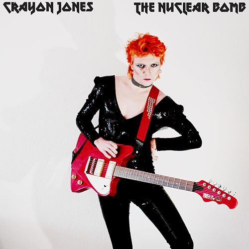 The Nuclear Bomb by Crayon Jones