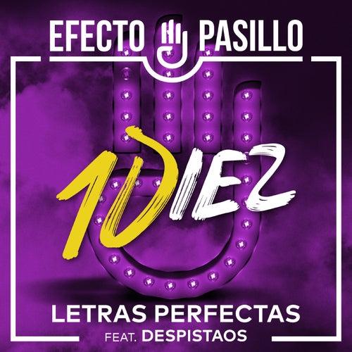 Letras perfectas (feat. Despistaos) de Efecto Pasillo