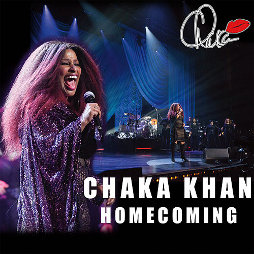 Homecoming (Live) de Chaka Khan