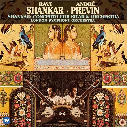 Shankar: Concerto for Sitar and Orchestra No. 1 de Ravi Shankar