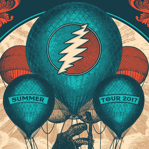 Shoreline Amphitheatre, Mountain View, CA, 6/3/2017 (Live) by Dead