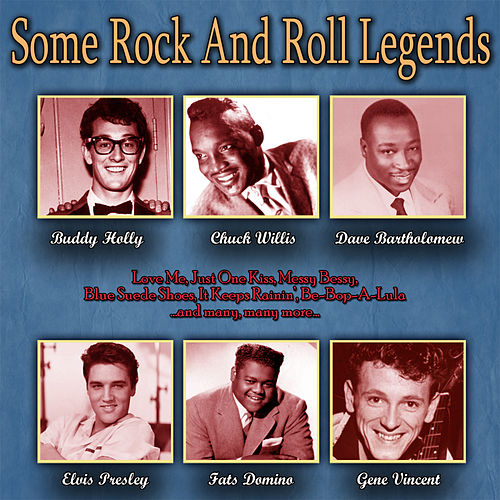 Some Rock And Roll Legends van Various Artists