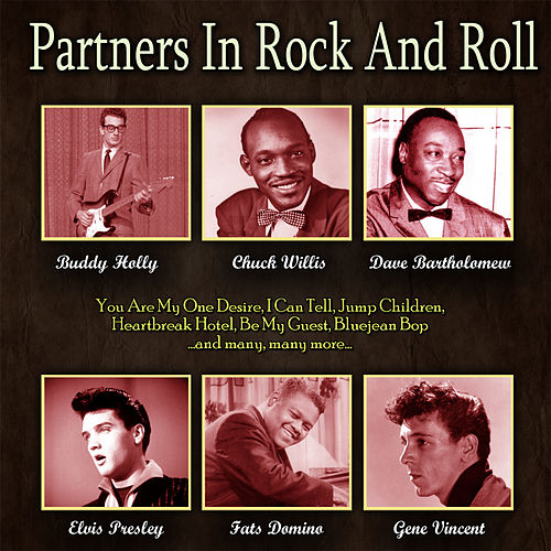 Partners In Rock And Roll van Various Artists
