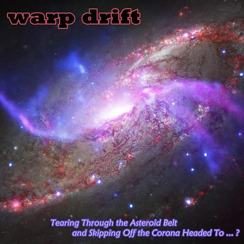 Tearing Through the Asteroid Belt by Warp Drift
