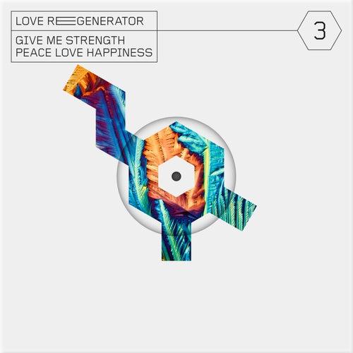 Love Regenerator 3 de Love Regenerator & Calvin Harris