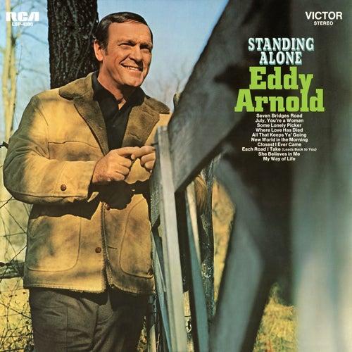 Standing Alone de Eddy Arnold