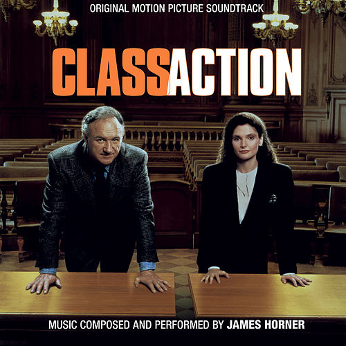 Class Action (Original Motion Picture Soundtrack) de James Horner