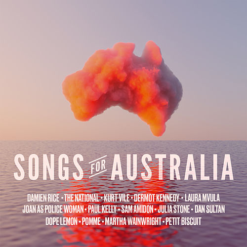 Songs For Australia fra Various Artists