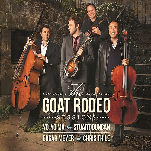 The Goat Rodeo Sessions de Yo-Yo Ma