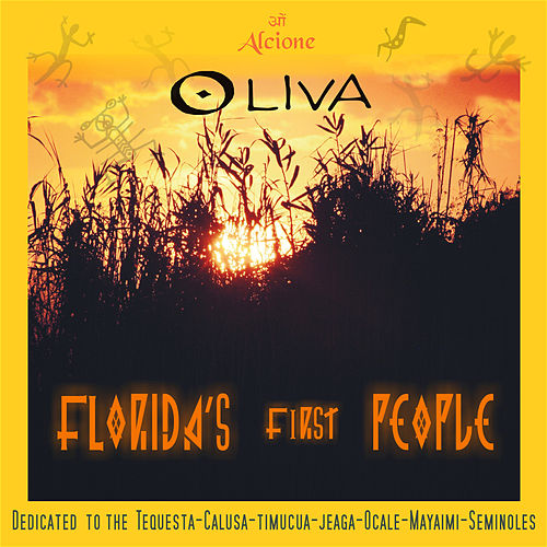 Florida's First People de Oliva