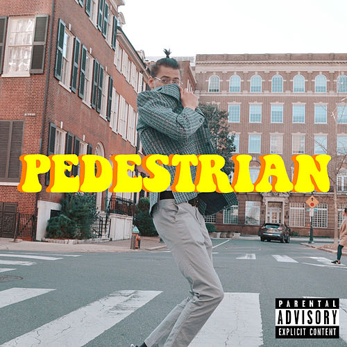 Pedestrian by Ant Saunders
