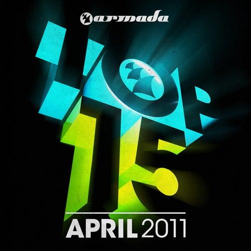 Armada Top 15 - April 2011 by Various Artists