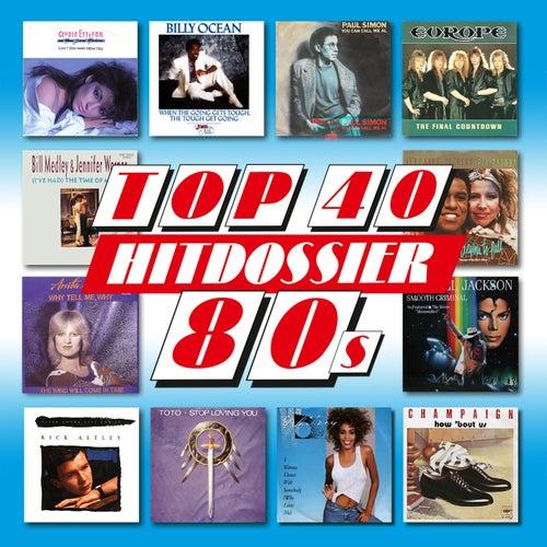 TOP 40 HITDOSSIER - 80s (Eighties Top 100) de Various Artists