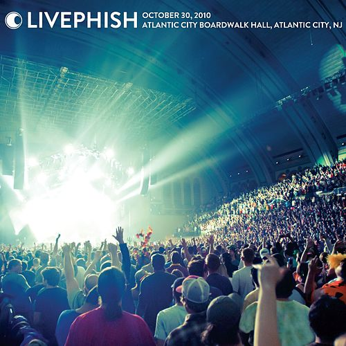 Live Phish: 10/30/10, Boardwalk Hall, Atlantic City, NJ de Phish