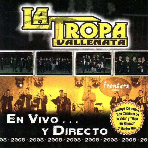 En Vivo Y En Directo by La Tropa Vallenata