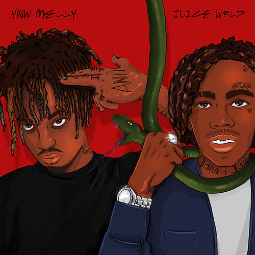 Suicidal (Remix) [feat. Juice WRLD] de YNW Melly