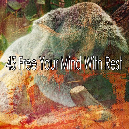 45 Free Your Mind with Rest von Best Relaxing SPA Music