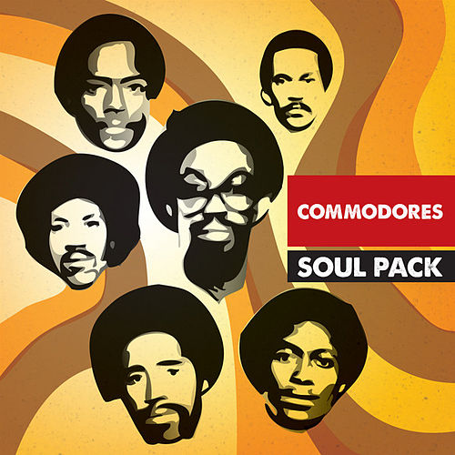 Soul Pack - Commodores by The Commodores
