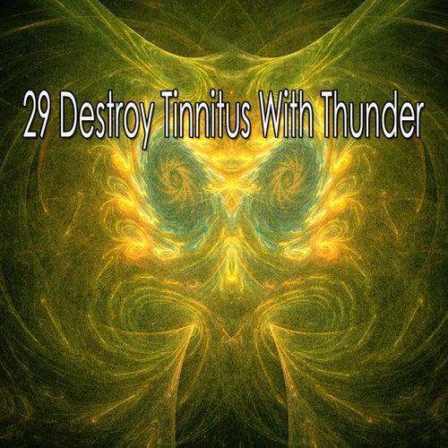 29 Destroy Tinnitus with Thunder de Relaxing Rain Sounds
