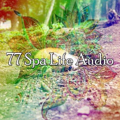 77 Spa Life Audio von Soothing White Noise for Relaxation