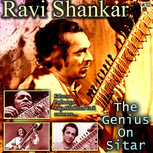 The Genius On Sitar de Ravi Shankar