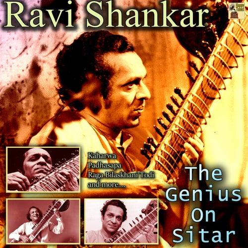 The Genius On Sitar de Ravi Shankar