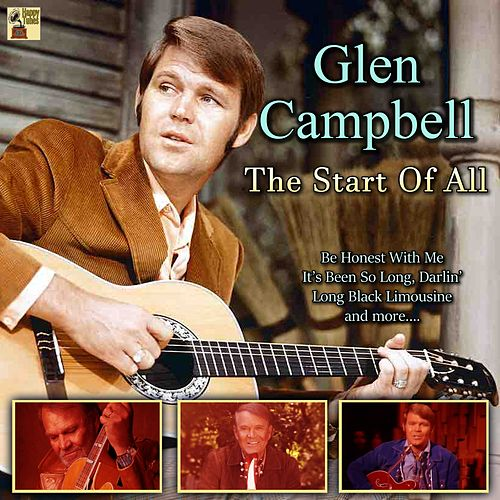 The Start of All de Glen Campbell