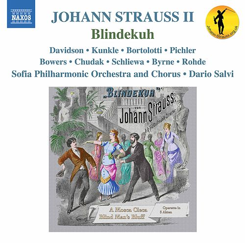 Strauss II: Blindekuh (Live) by Robert Davidson